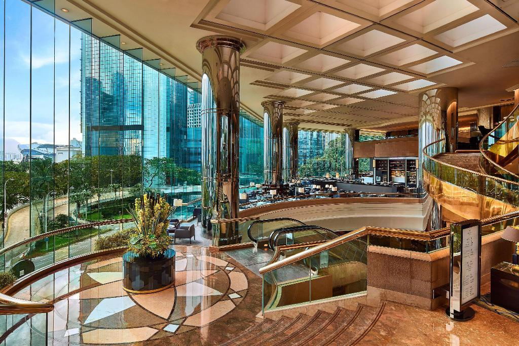 More about JW Marriott Hotel Hong Kong