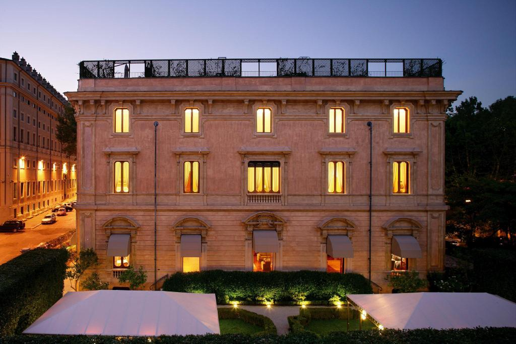 Villa Spalletti Trivelli Small Luxury Hotels Of The World