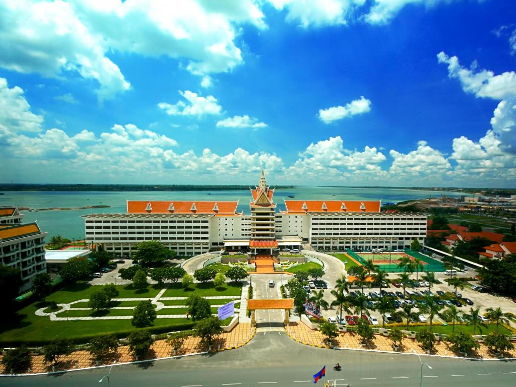 More about Hotel Cambodiana