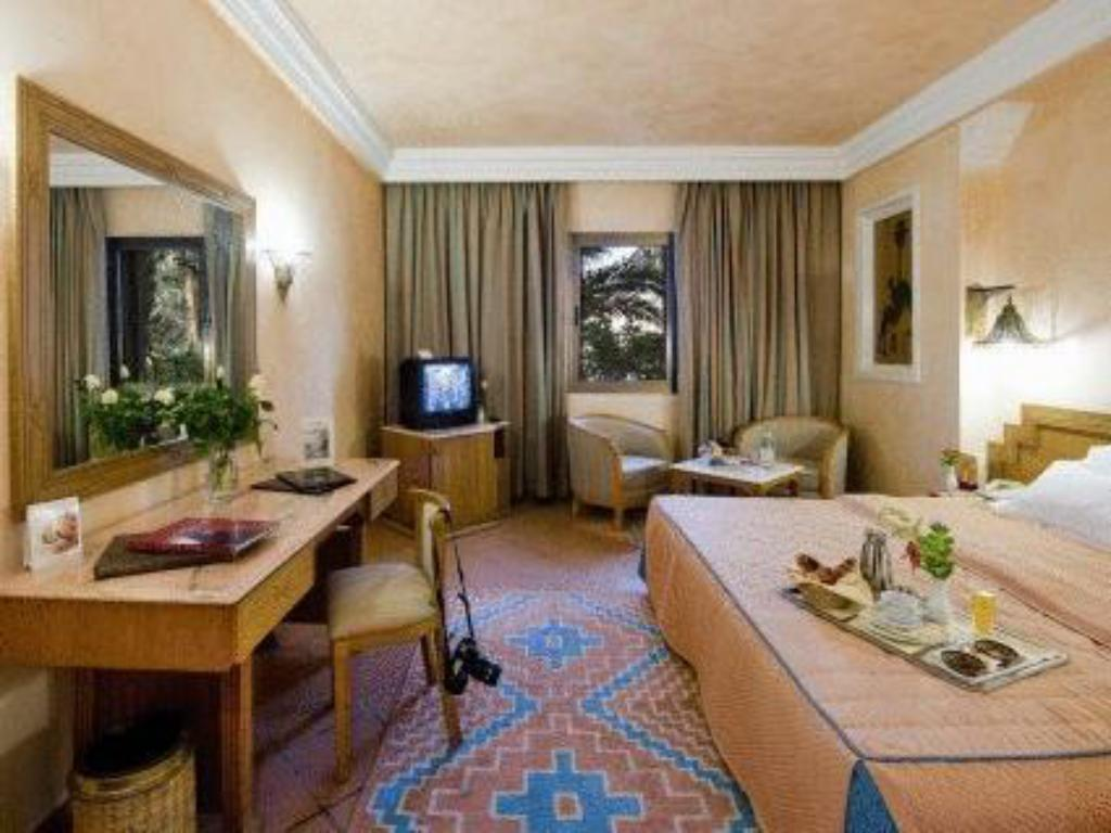 Double Room Palm Beach Palace Tozeur