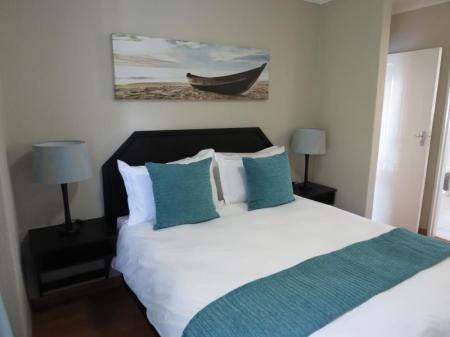 1 bedroom Suite - Bedroom Glenalmond Hotel Sandton