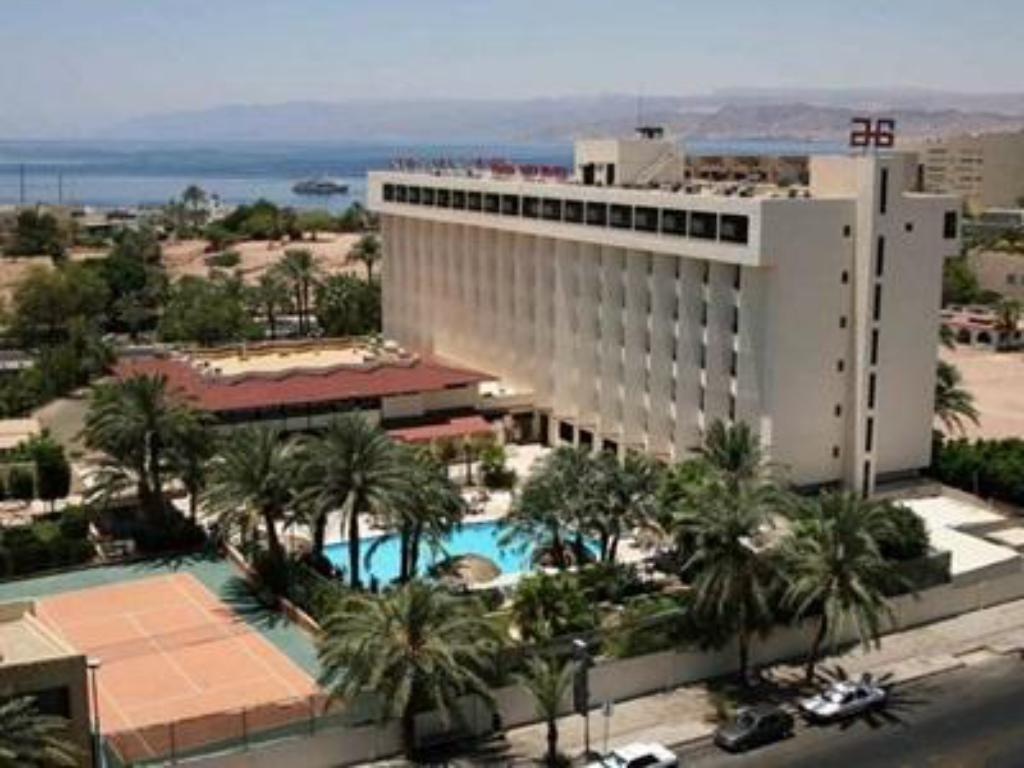 More about Aqaba Gulf Hotel