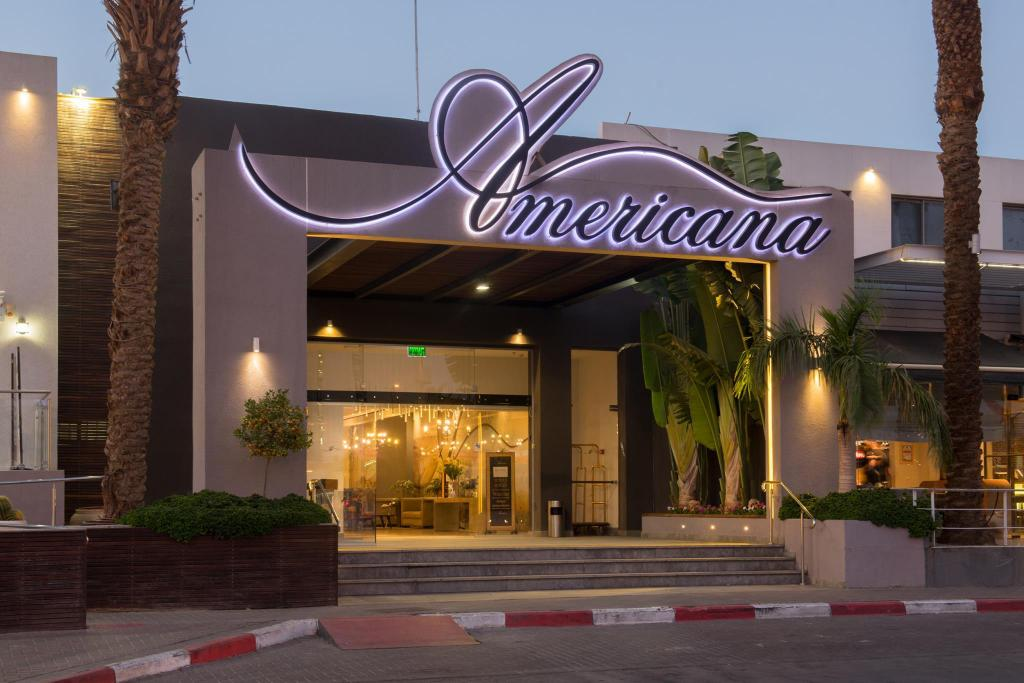 More about Americana Eilat Hotel
