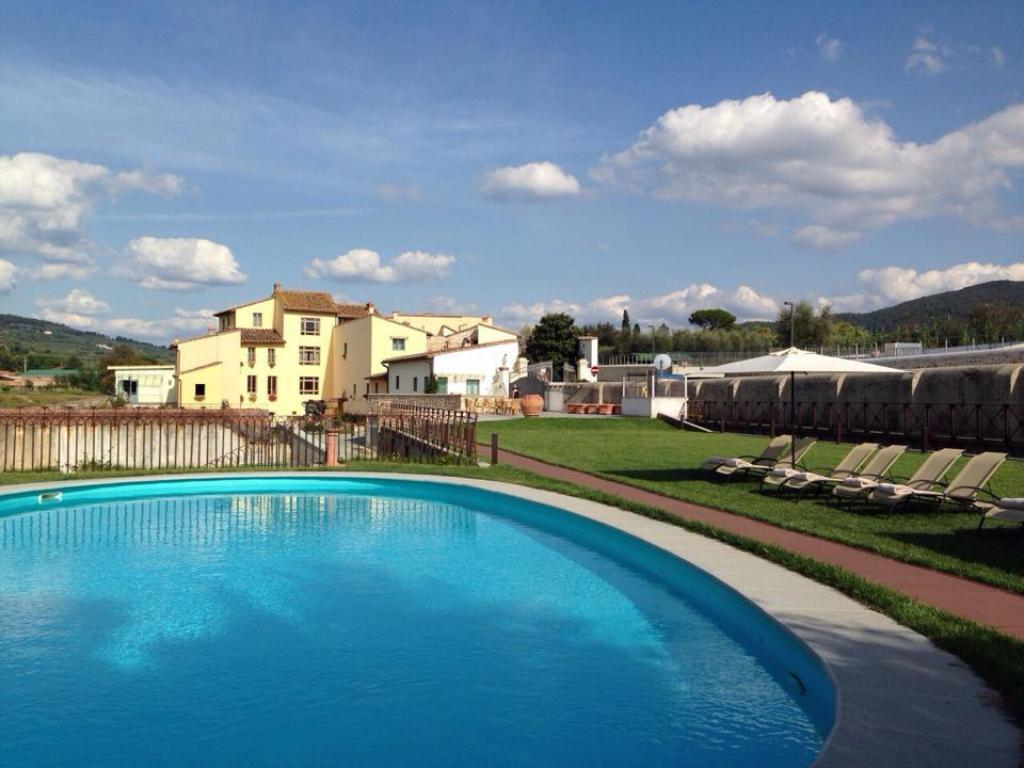 Swimming pool Hotel Mulino di Firenze