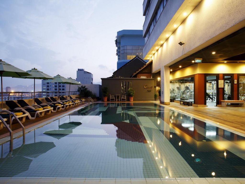 Centara Hotel Hat Yai in Thailand - Room Deals, Photos & Reviews