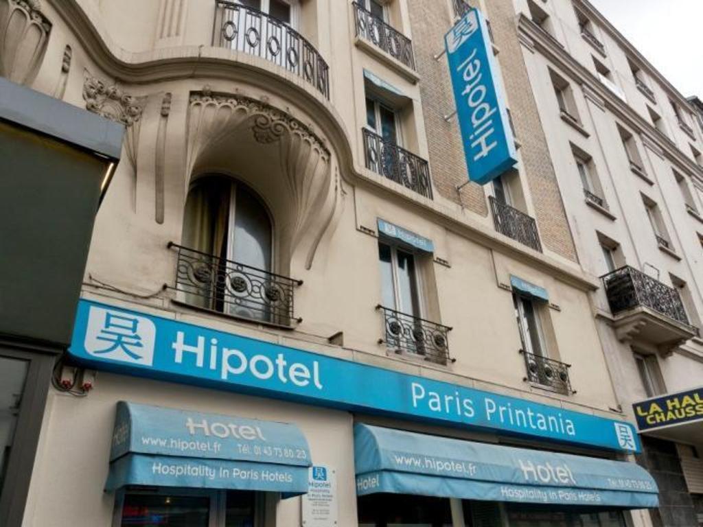 Best Price on Hipotel Paris Printania in Paris + Reviews