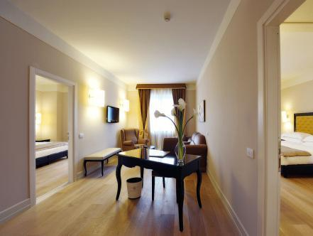 Suite Familiar (4 adultos + 2 niños) (Family Suite (4 Adults + 2 Children))