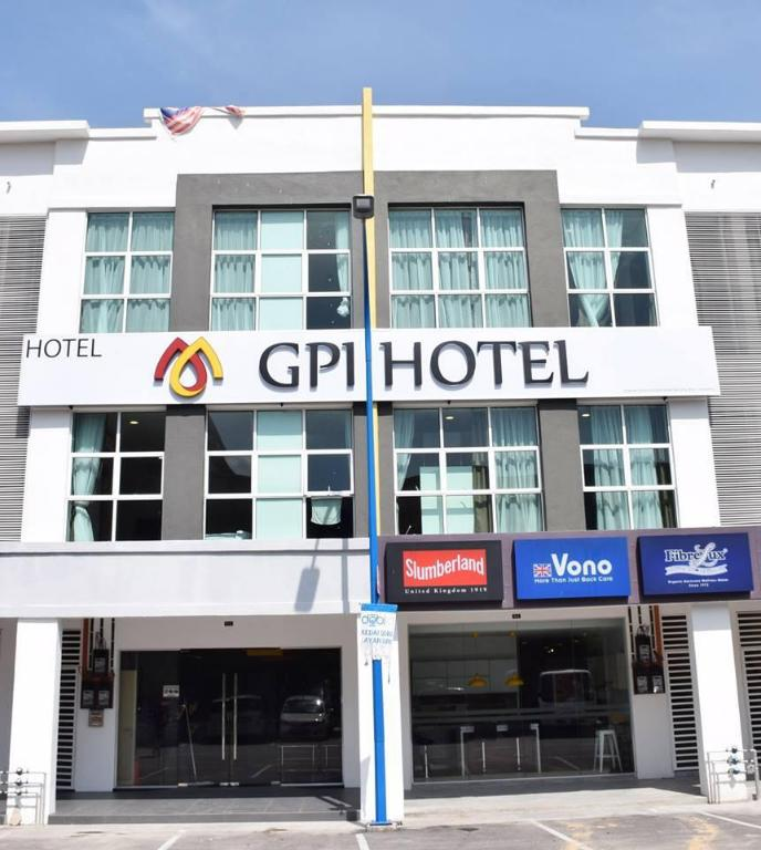 More about GPI Hotel