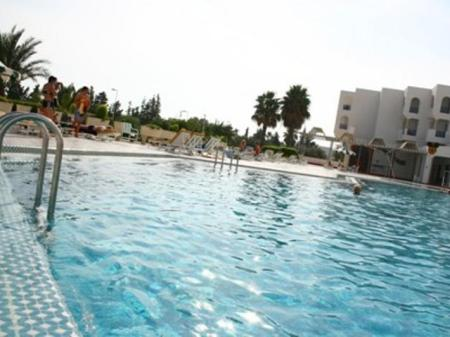 Swimming pool Hotel Albatros