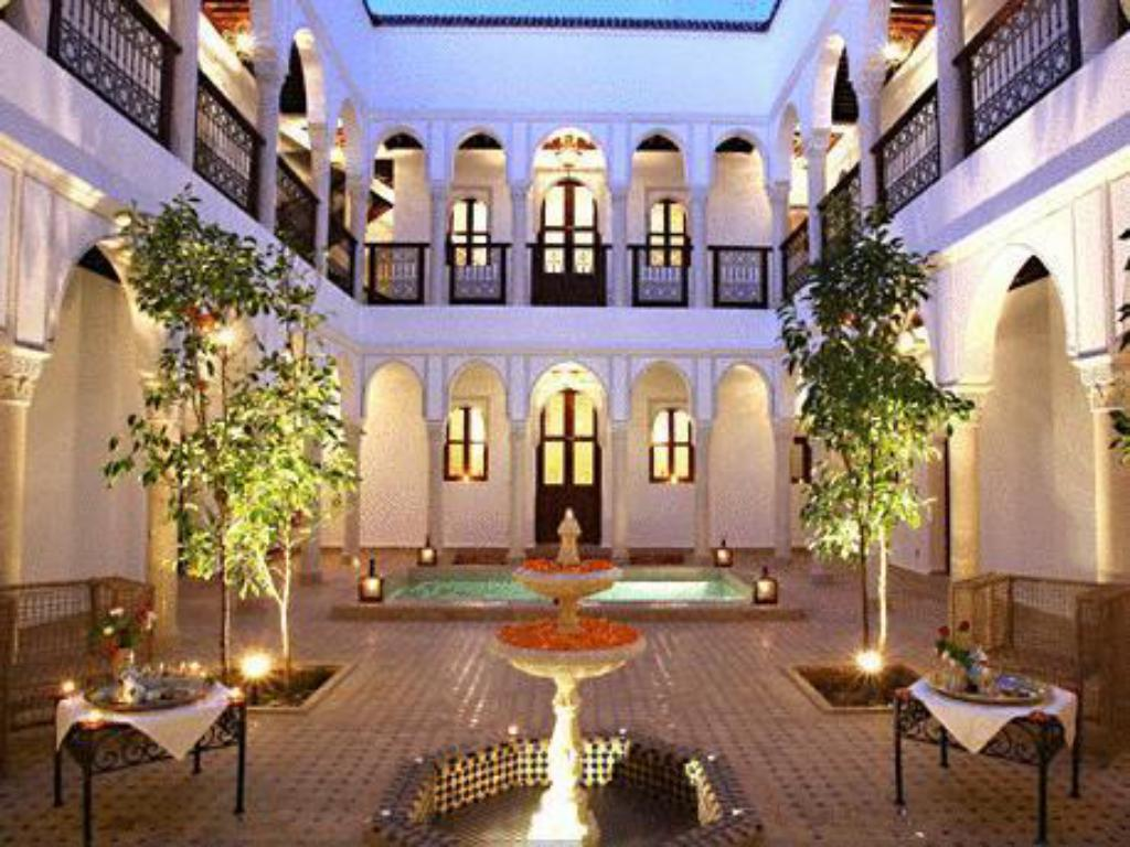 BOOK FROM NZ$105 >> Riad Le Jardin d'Abdou in Marrakech, Morocco