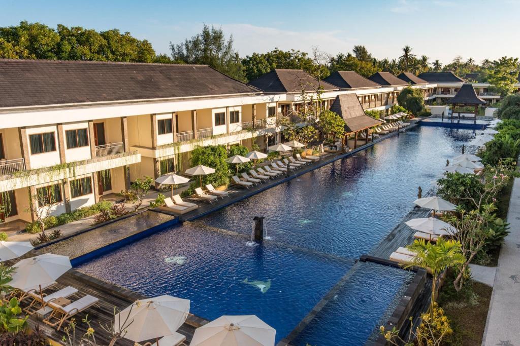 Image result for hotel ombak paradise