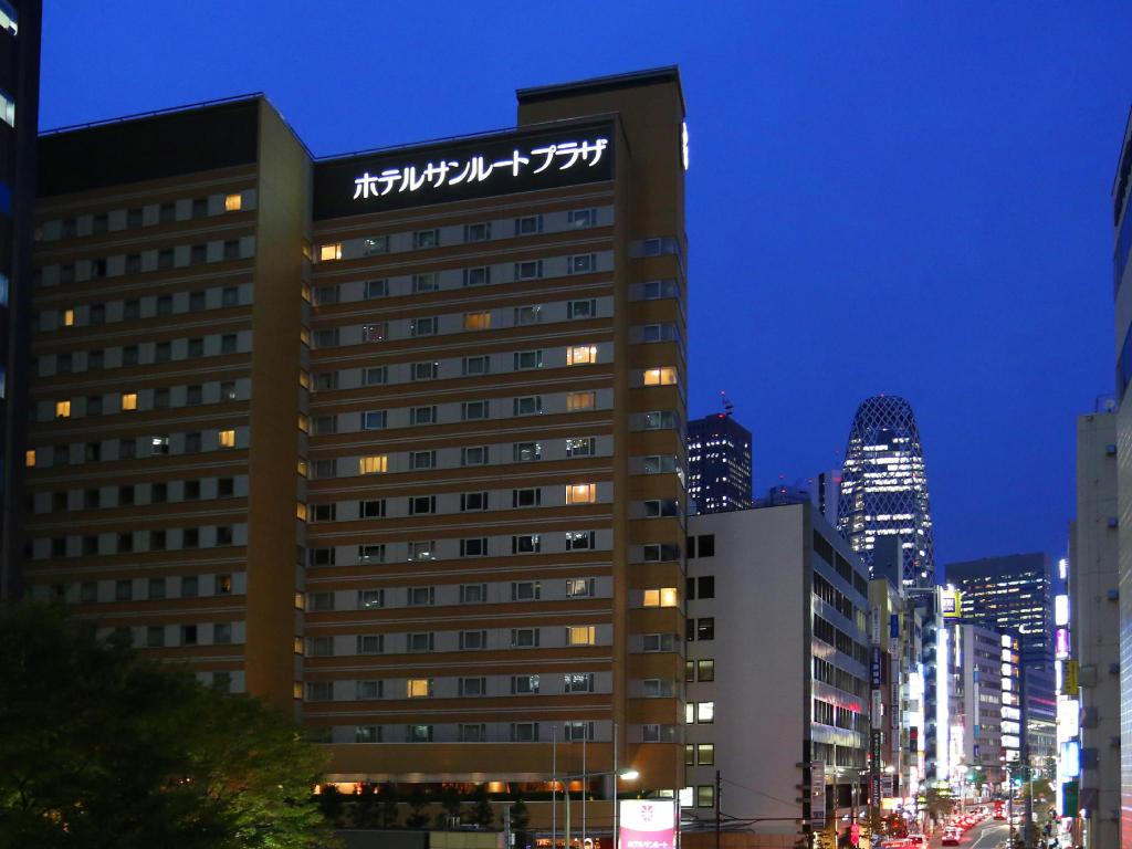 hotel sunroute plaza shinjuku in tokyo room deals. Black Bedroom Furniture Sets. Home Design Ideas