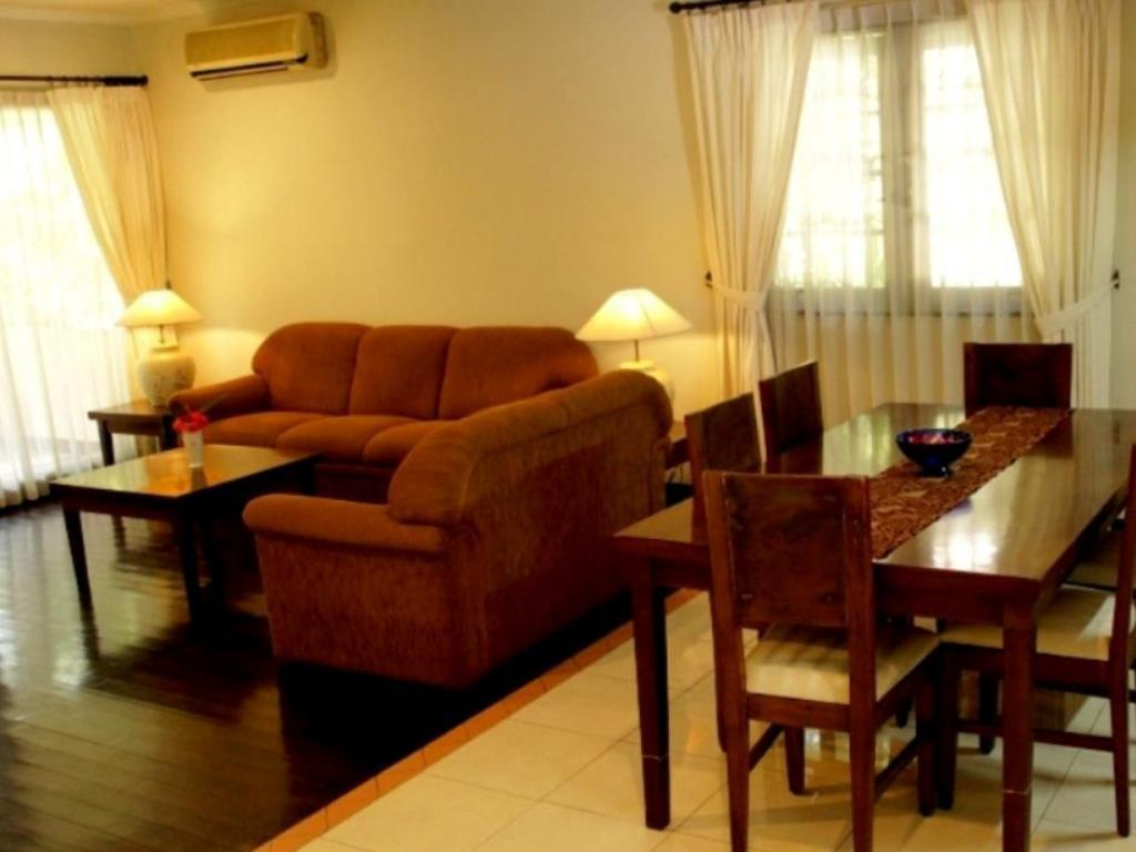 Notranjost Graha Residen Serviced Apartments
