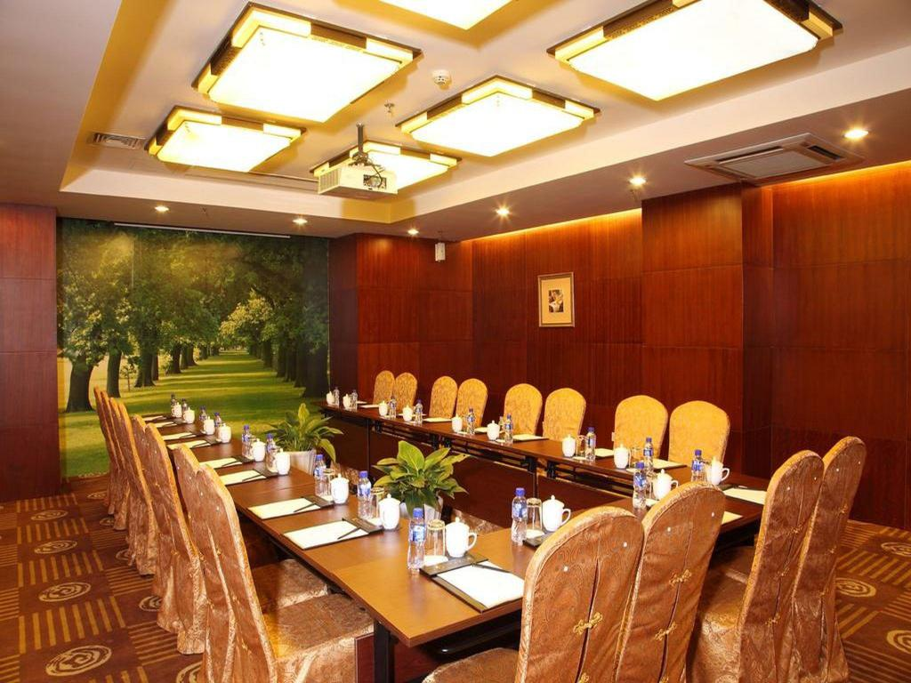 Meeting room Beijing Hepingli Hotel