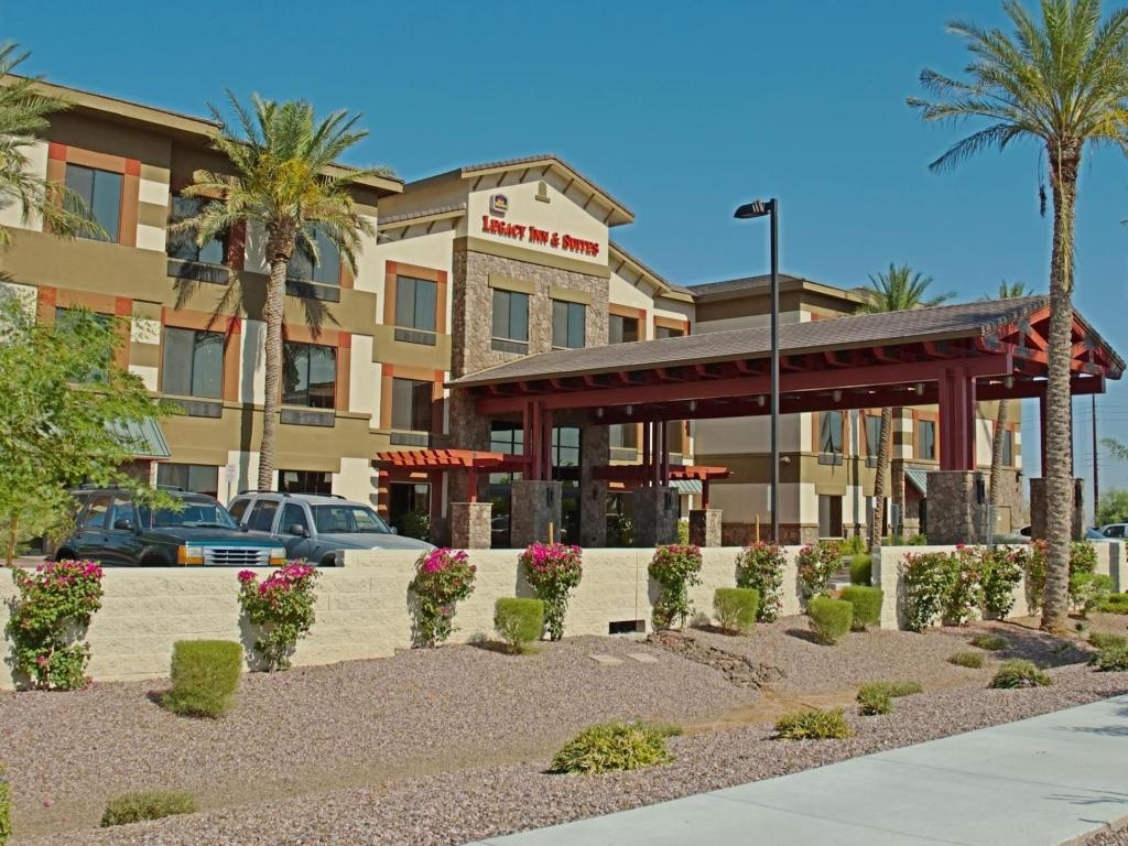 Best Western Legacy Inn and Suites