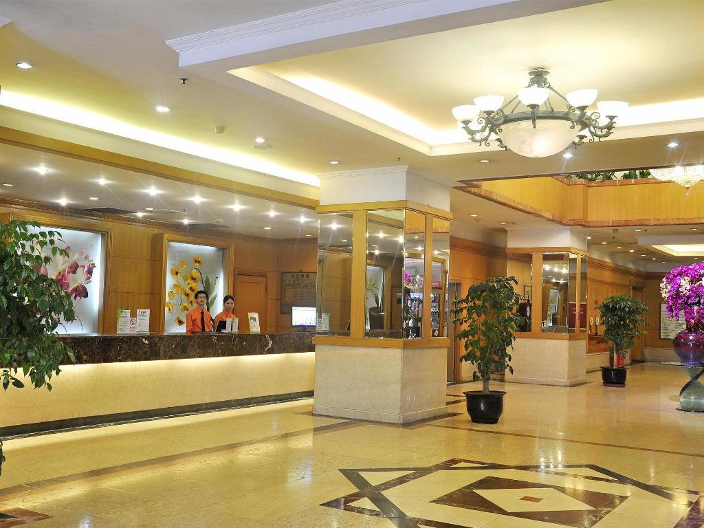 chengdu garden city hotel - The Garden City Hotel