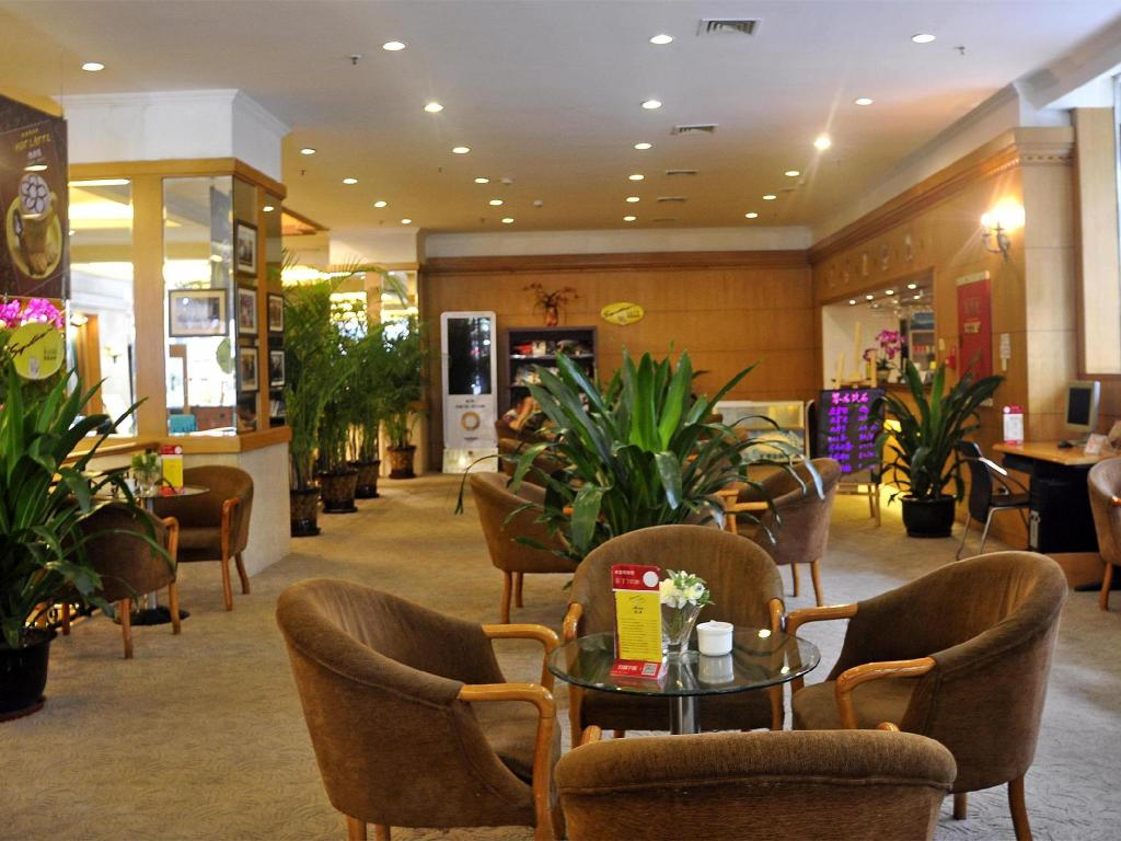 Chengdu Garden City Hotel in China - Room Deals, Photos & Reviews