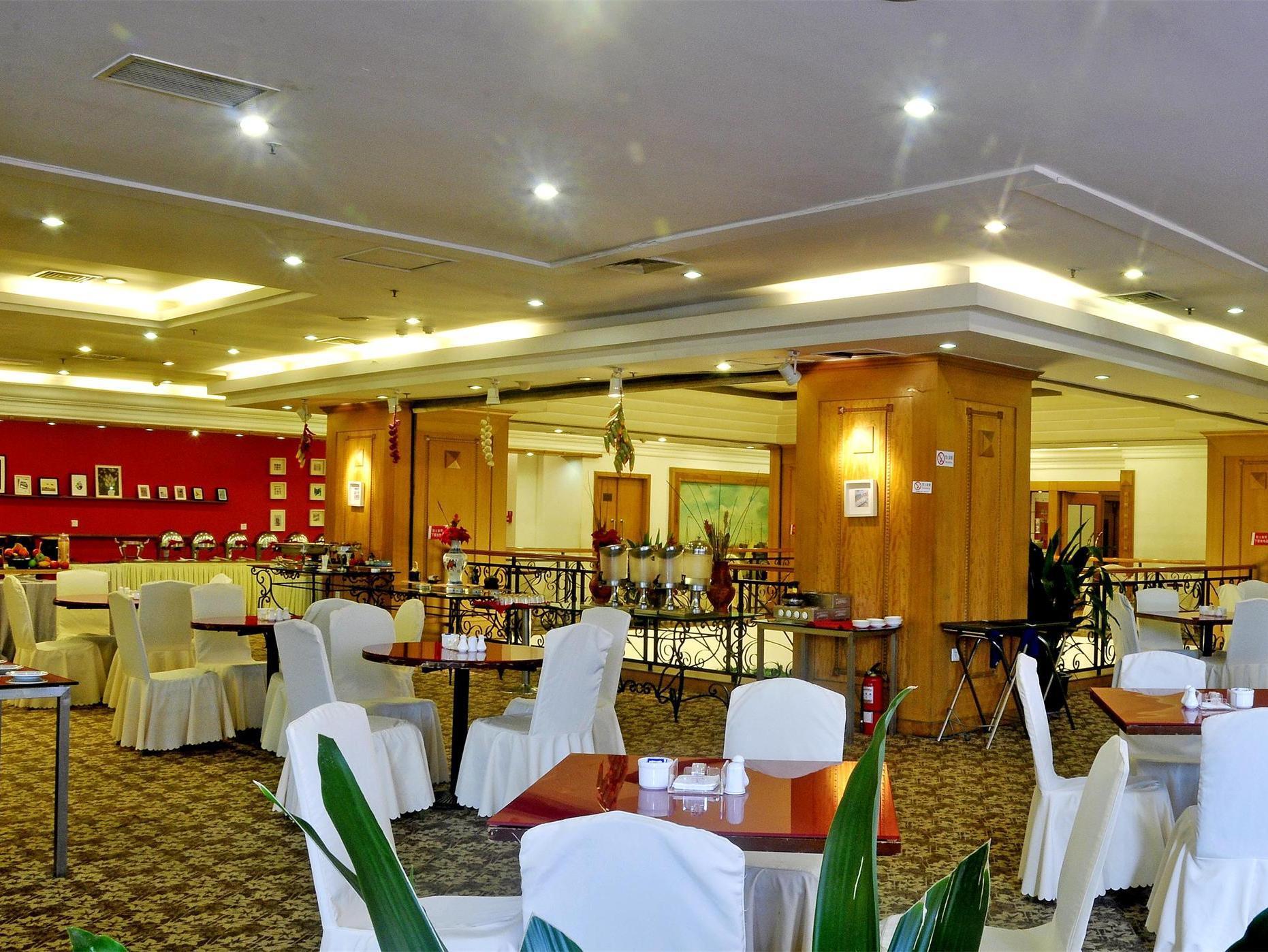 Restaurant Chengdu Garden City Hotel