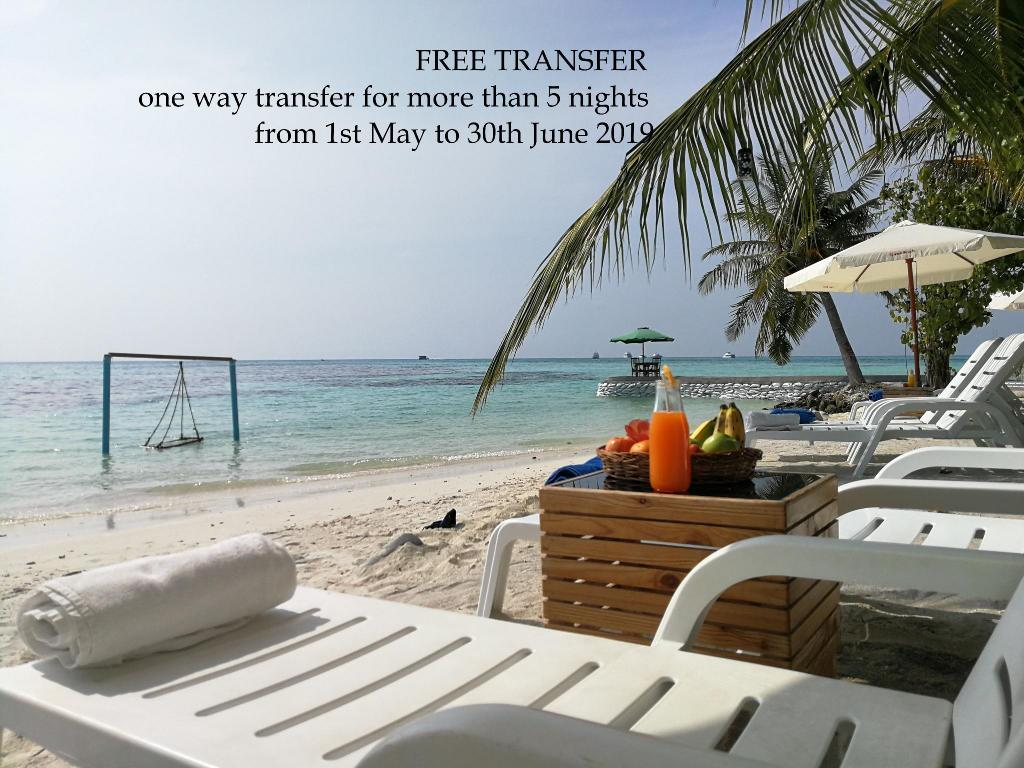 Crown Beach Hotel Maldives Malediven Ab 59 Agoda Com