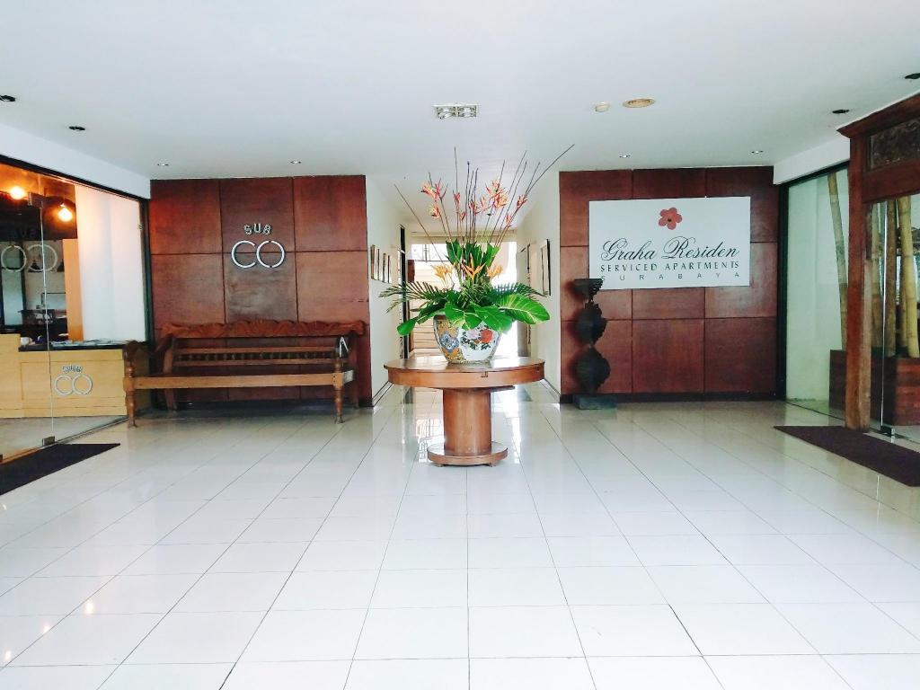 Graha Residen Serviced Apartments in Surabaya - Room Deals ...