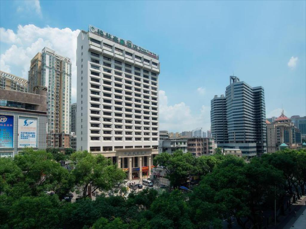 GreenTree Inn Shenzhen Dongmen Business Hotel in China