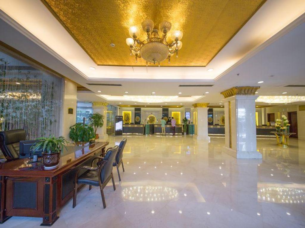 Great Tang Hotel Shanghai In China