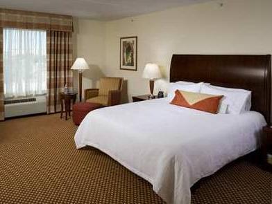 King Room   Bed Hilton Garden Inn Dallas Frisco
