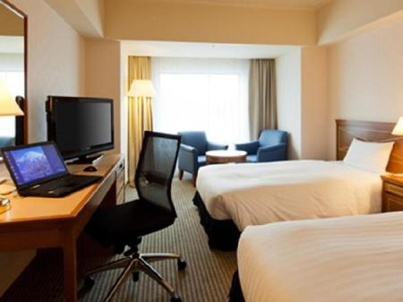 Business Twin Room - Smoking Hotel Century Shizuoka