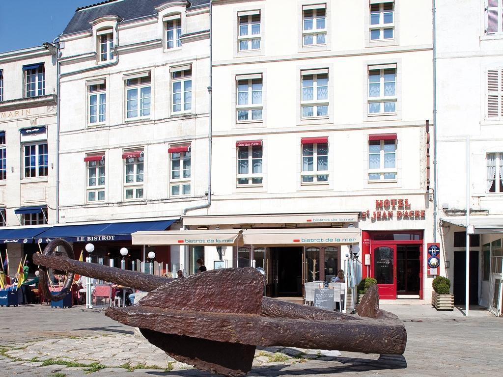 Inter hotel la rochelle vieux port saint jean d 39 acre la rochelle offres sp ciales pour cet h tel - Hotel la rochelle vieux port ...