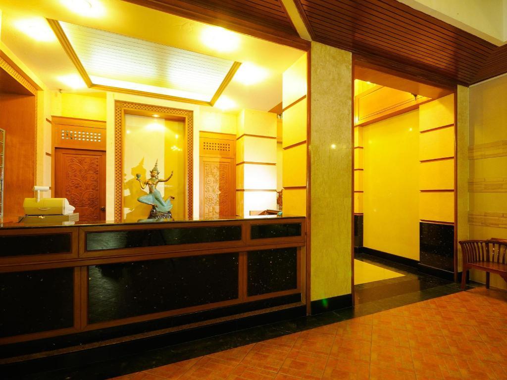 Khaosan Palace Hotel in Bangkok - Room Deals, Photos & Reviews