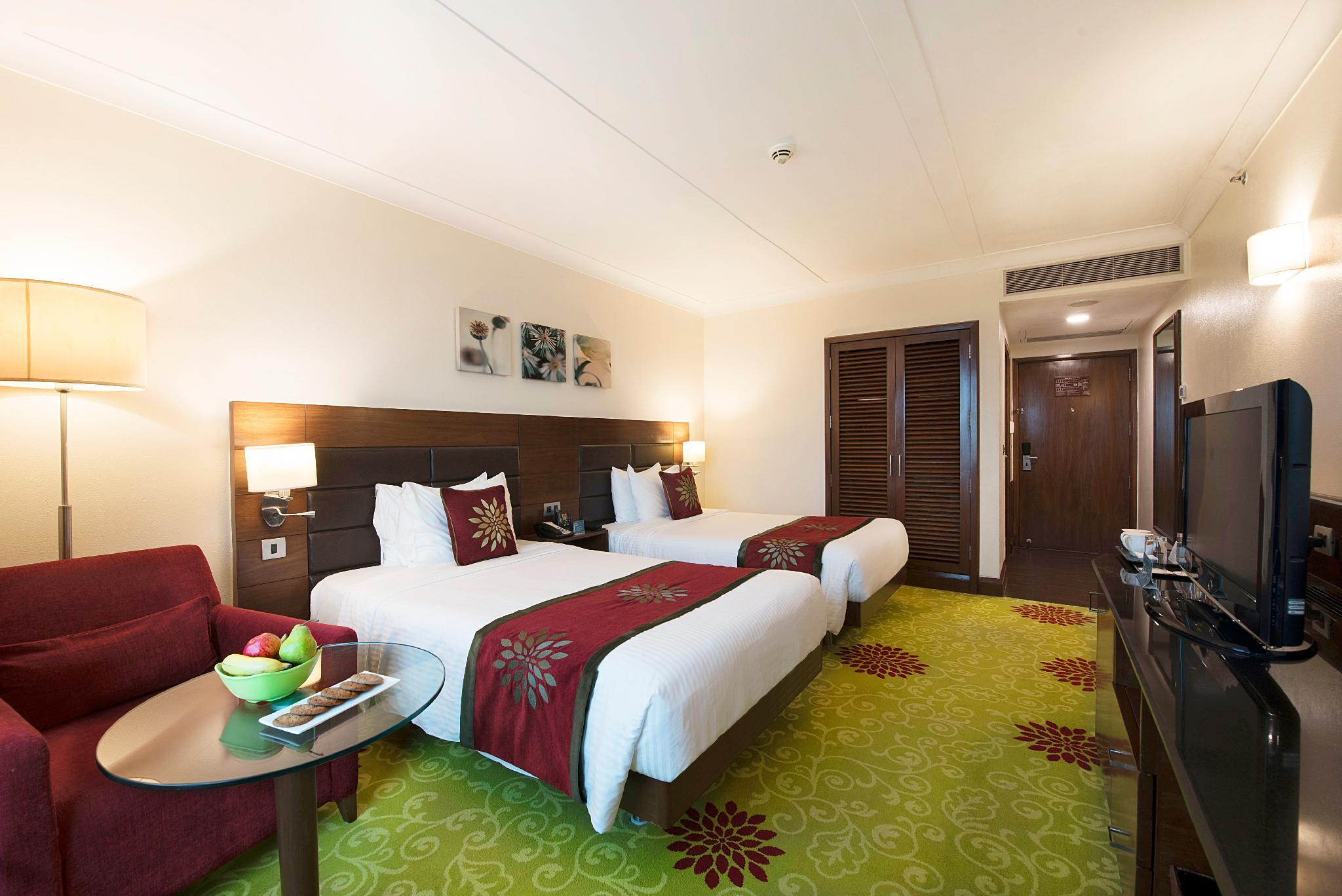 Twin Bed Premium Room