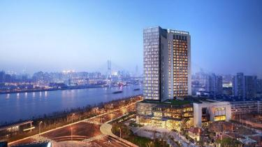 InterContinental Shanghai Expo in China - Room Deals, Photos & Reviews