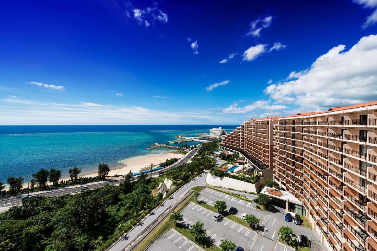 Kafuu Resort Fuchaku Condo Hotel In