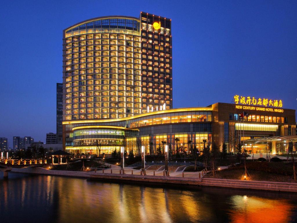 New Century Ningbo Grand Hotel In China