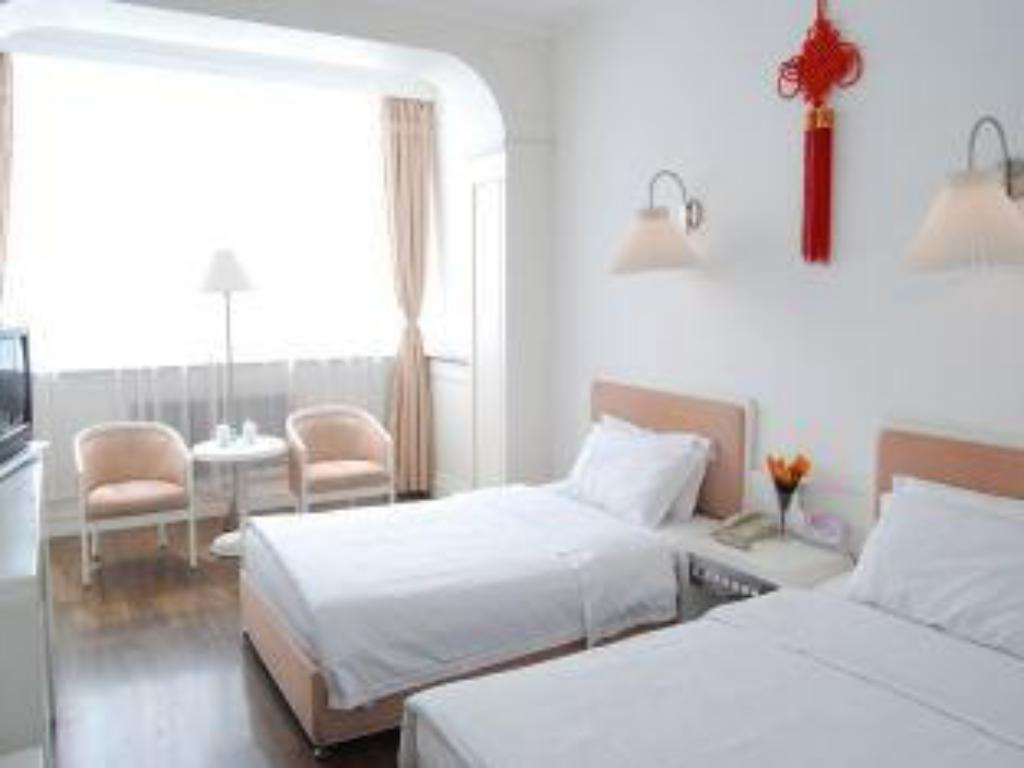 deluxe room guestroom qingdao garden hotel - Qingdao Garden