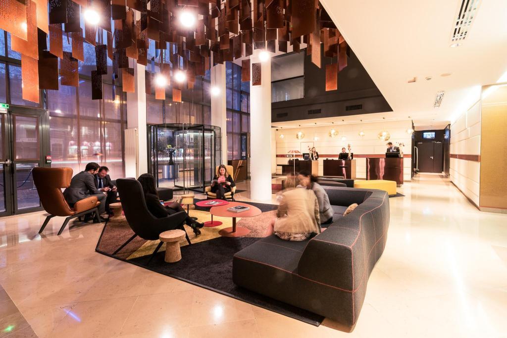 Best Price on Radisson Blu Hotel Paris Boulogne in Paris + Reviews