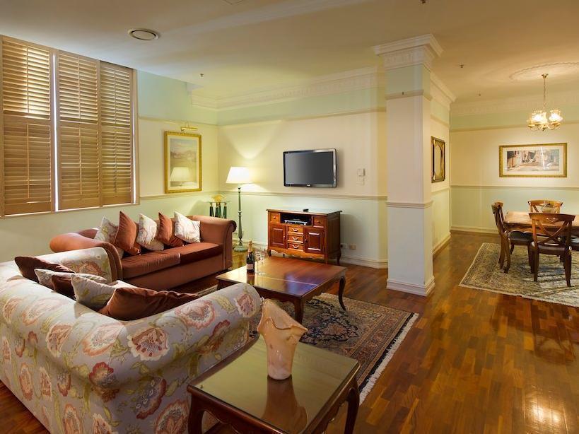 Royal Albert Apartments Hotel In Brisbane Room Deals