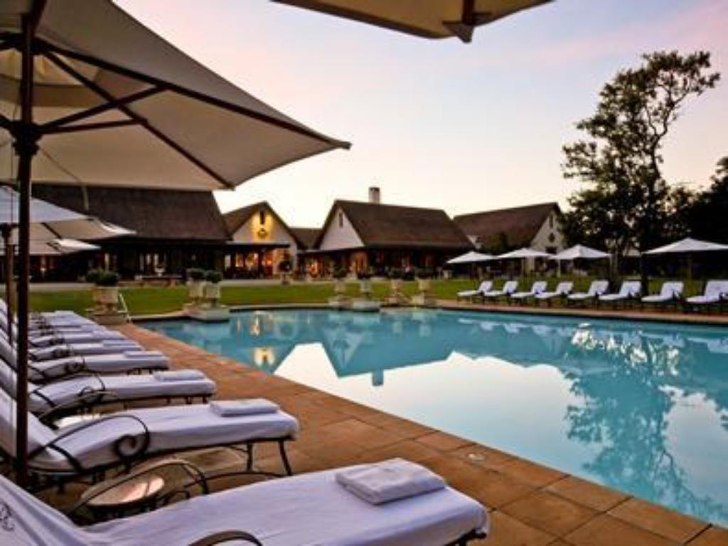 Swimming pool Royal Livingstone Hotel by Anantara