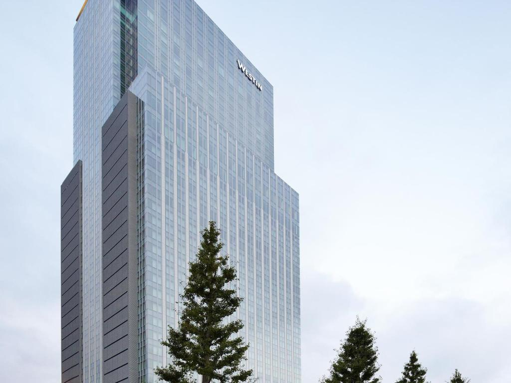 More about The Westin Sendai