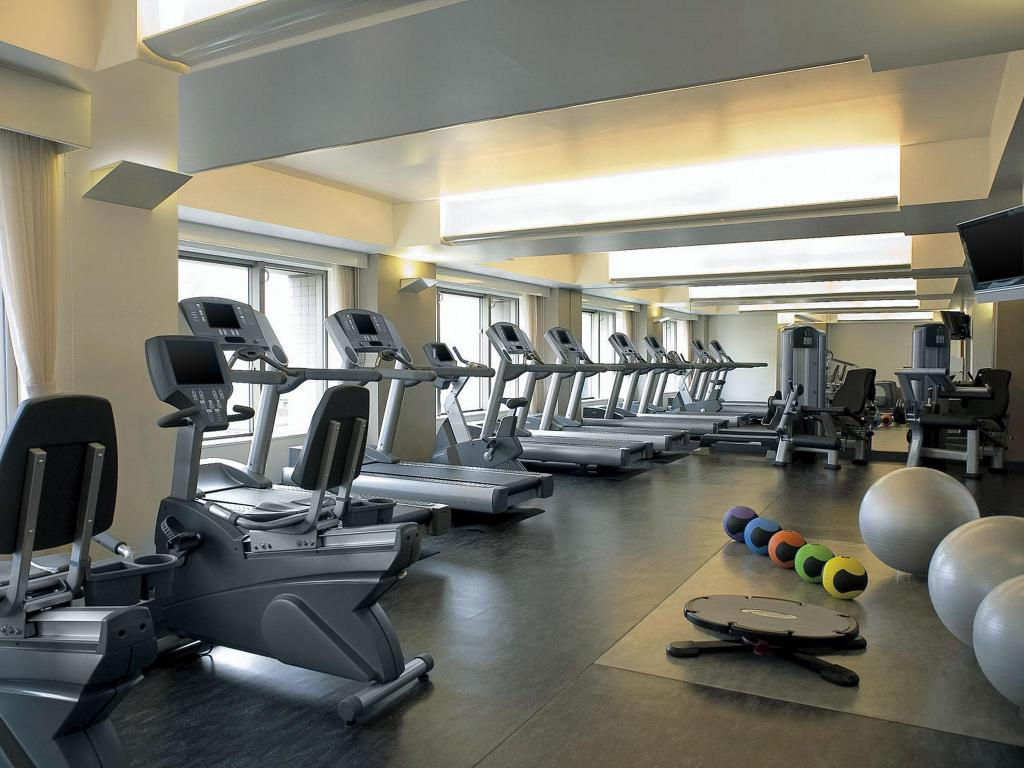 Fitnesscenter The Westin Tokyo