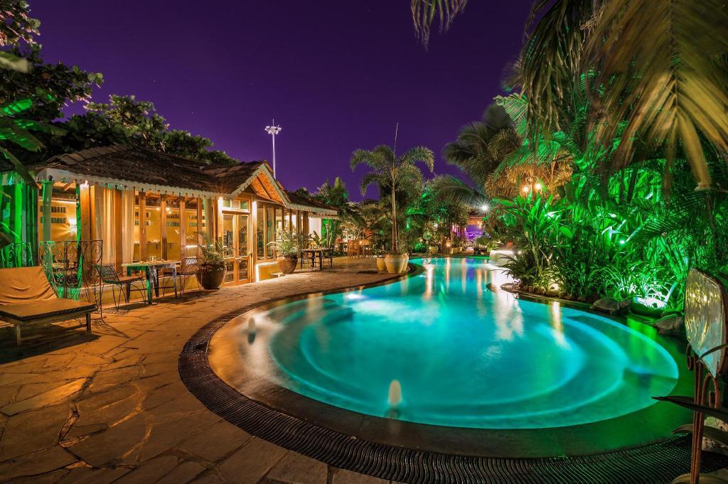 Fiesta Beach Resort In Goa Room Deals Photos Reviews