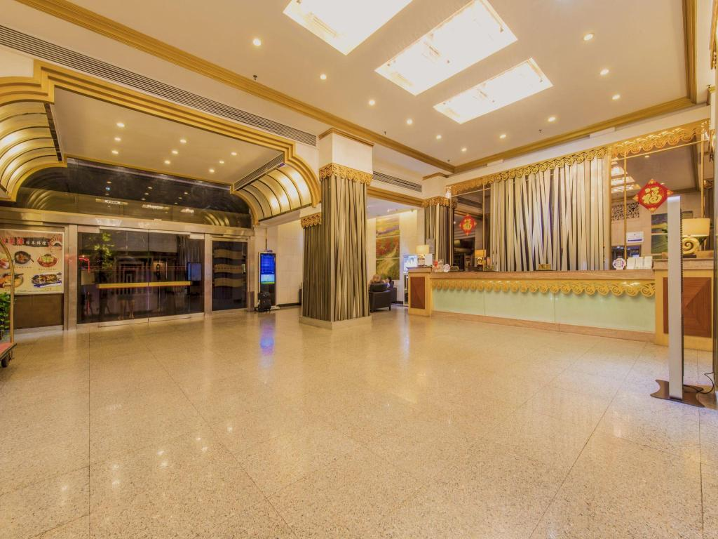Lobby Zhuhai Special Economic Zone Hotel