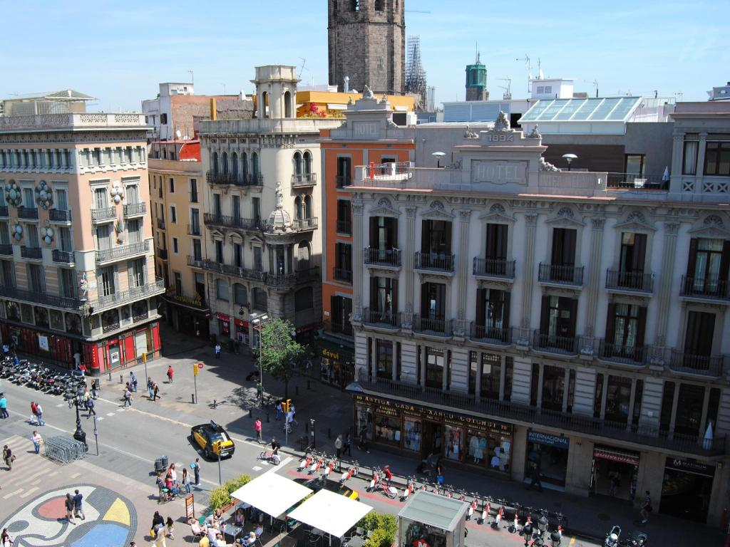 best price on hotel internacional ramblas cool in