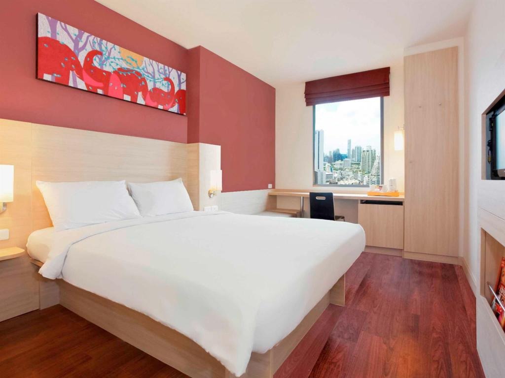 Standard Double - Bed Ibis Bangkok Siam Hotel