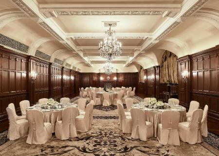 Ballroom Waldorf Astoria Shanghai On the Bund