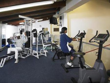 Fitness center Avani Gaborone Resort & Casino