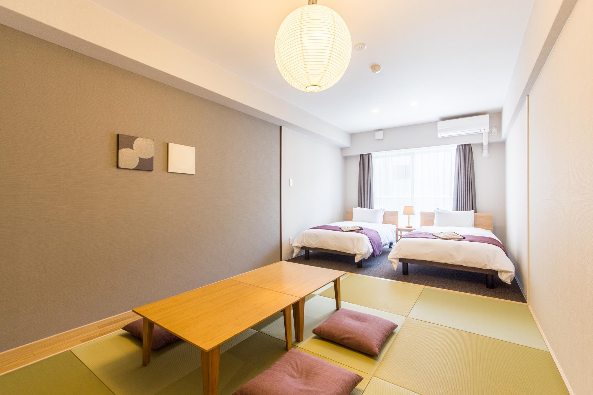 Deluxe Japanese Style Room for 4 People