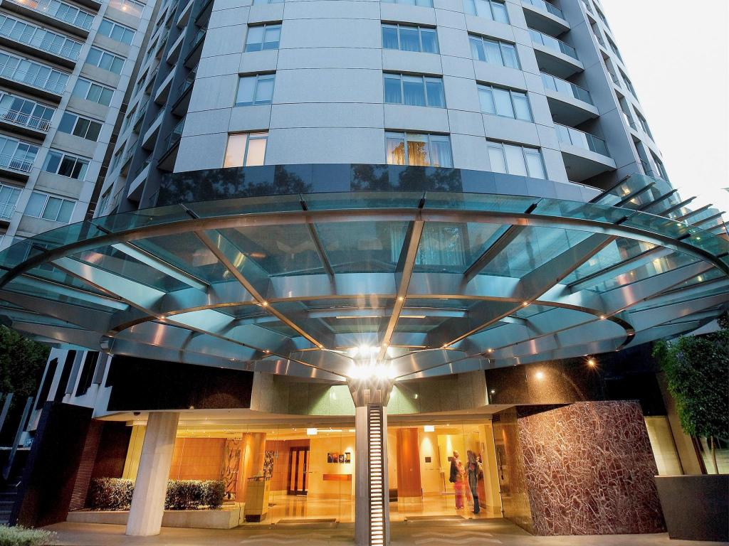 Das Quay West Suites Melbourne in Melbourne buchen