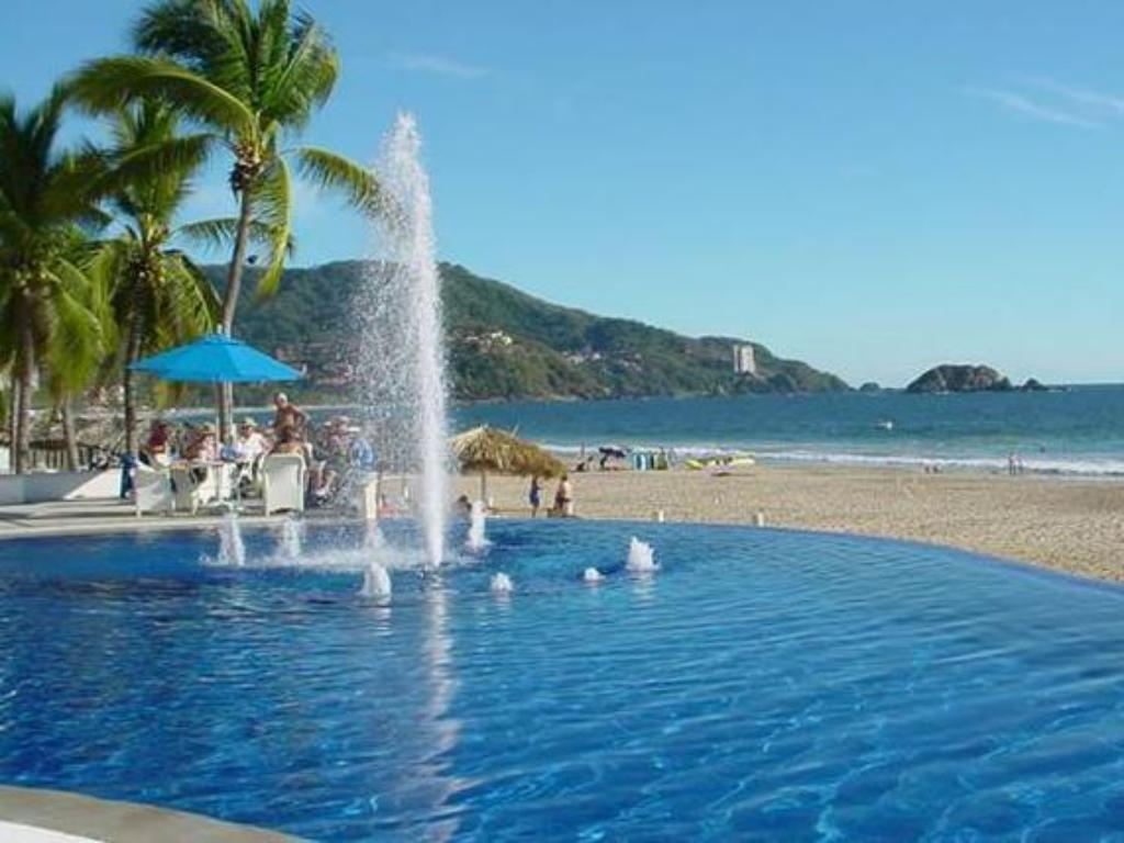 Beach Posada Real Ixtapa