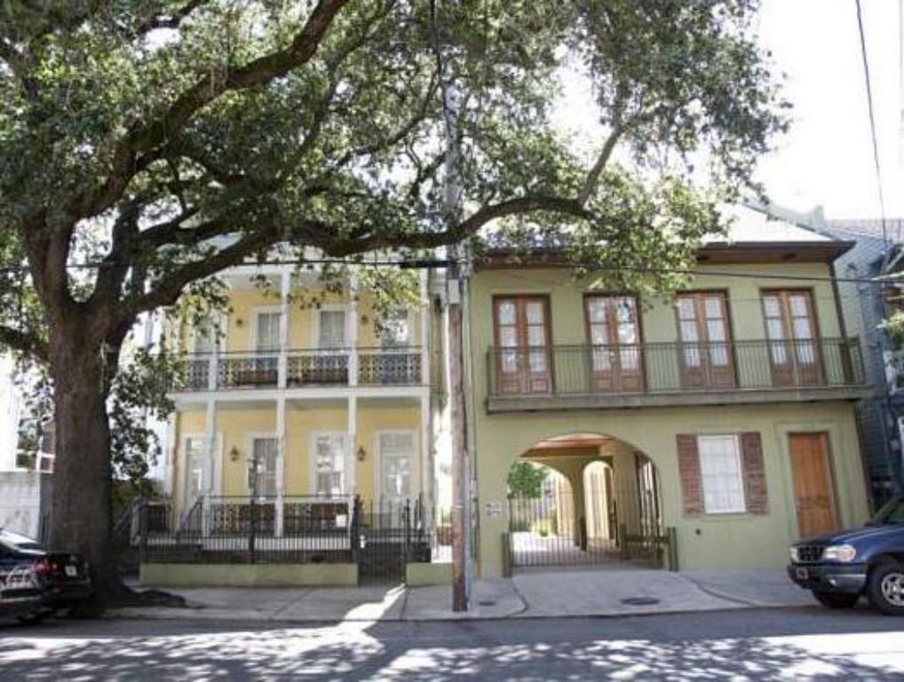 The Prytania Oaks